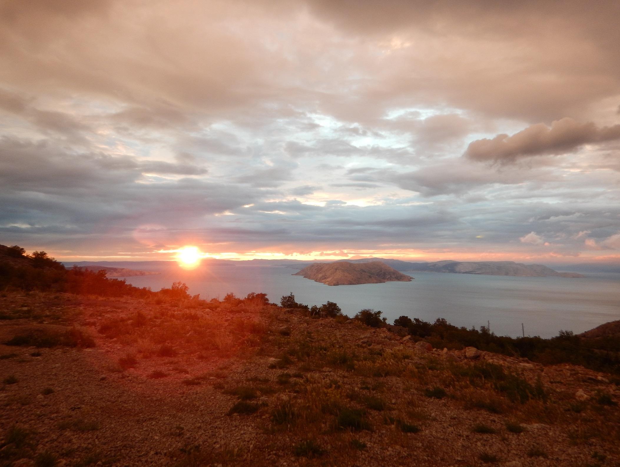 Croatie Ile de Rab