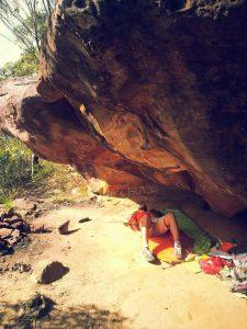 trek grotte